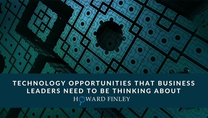 technology opportunities