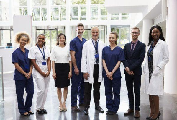 Healthcare Recruitment London